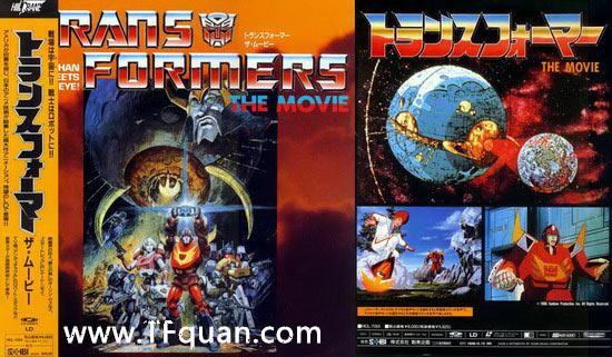 战斗吧!变形机器人—《变形金刚》系列编年史系列之大电影