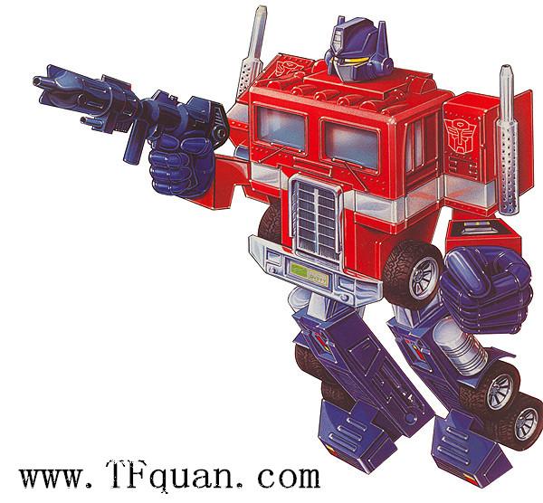 【新闻追踪】TF30周年纪念新作——玩具封绘集《Transformers Legacy》美国亚马逊开订(转)