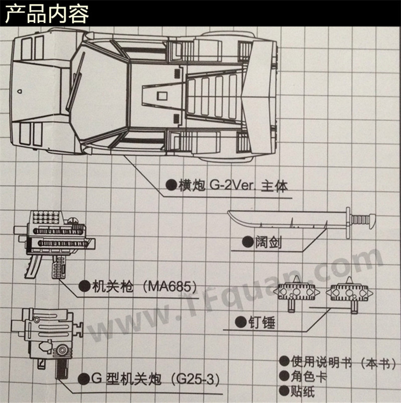 MP12G 说明书 详细 内容(2)